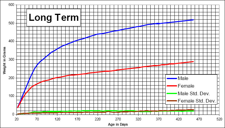Long Term Growth Chart For Fischer 344
